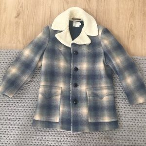 Vintage Pendleton Coat 100% Wool